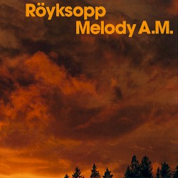 Röyksopp In Space Artwork