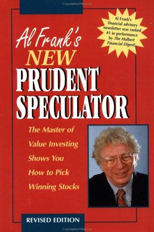 Download Al Frank's new prudent speculator