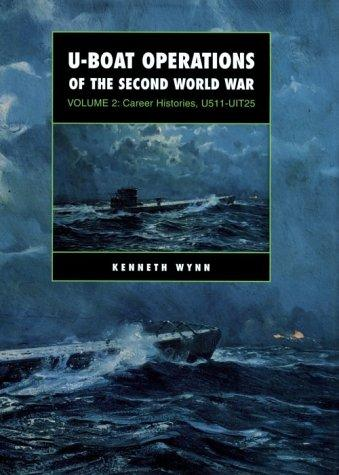 Download U-boat operations of the Second World War