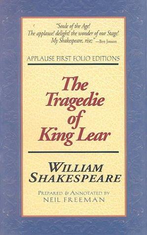Tragedie of King Lear