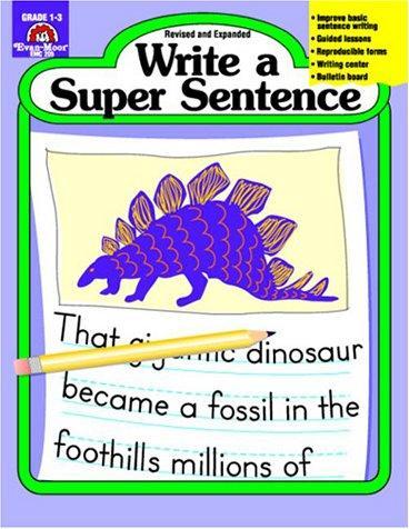 Download Write a Super Sentence