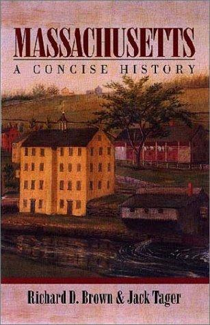 Image for Massachusetts: A Concise History