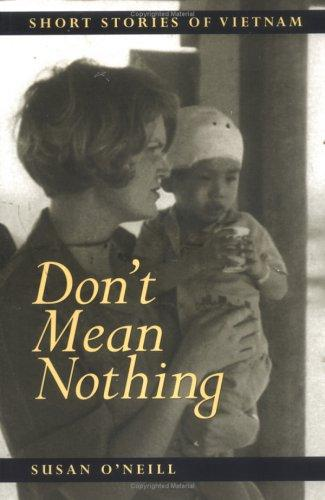 Download Don't mean nothing