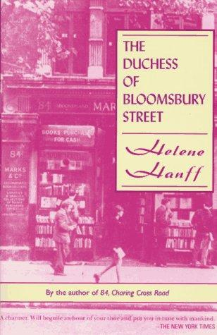 Download The Duchess of Bloomsbury Street