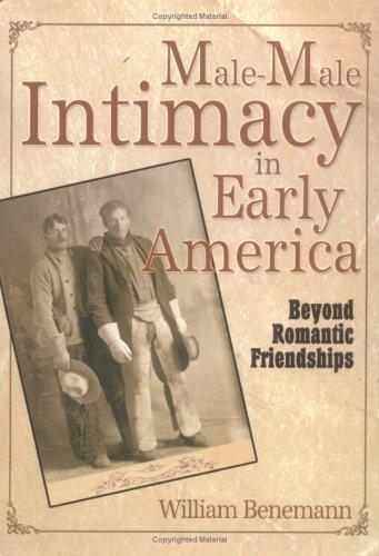 Download Male-Male Intimacy in Early America