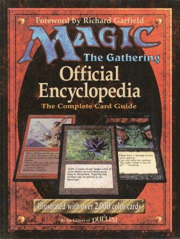 Download Magic the Gathering: Official Encyclopedia