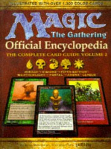 Download Magic: The Gathering: Official Encyclopedia