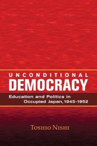 Unconditional Democracy