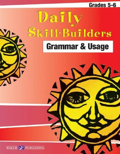 Download Daily Skill-builders For Grammar & Usage