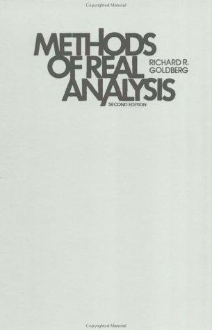 Download Methods of real analysis