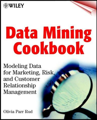 Download Data mining cookbook