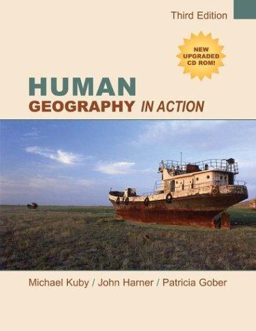 Download Human geography in action