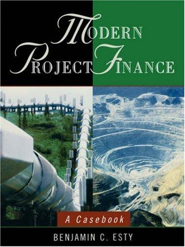 Download Modern project finance