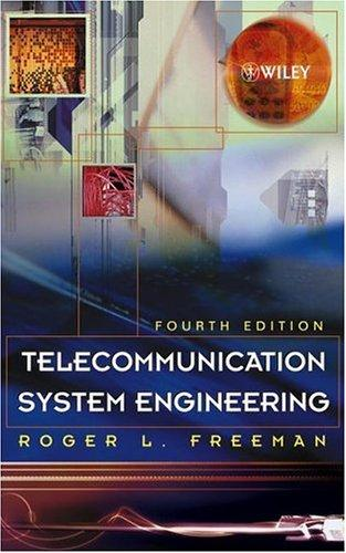 Download Telecommunication system engineering
