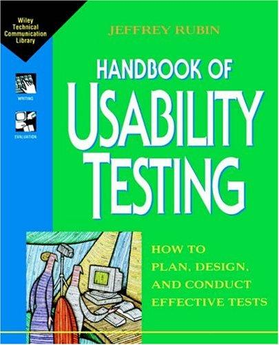 Download Handbook of usability testing