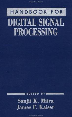 Image for Handbook for Digital Signal Processing