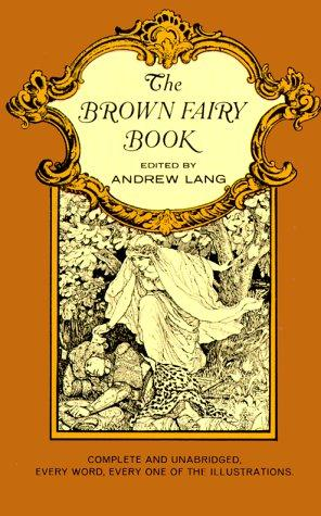 The brown fairy book.