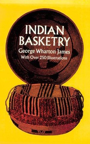 Indian basketry.