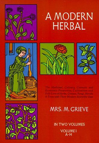 Download A modern herbal