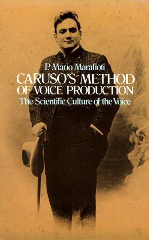 Download Caruso's method of voice production