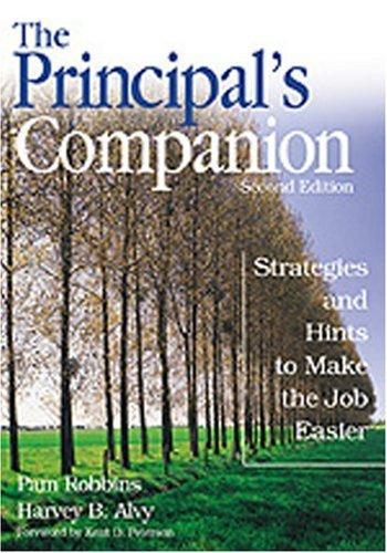 Download The principal's companion