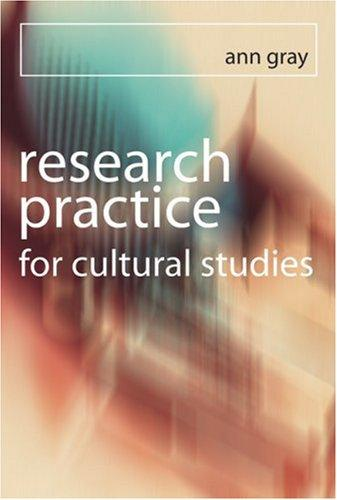 Download Research practice for cultural studies