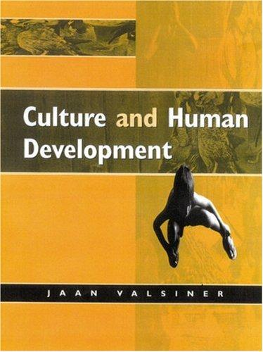 Download Culture and Human Development