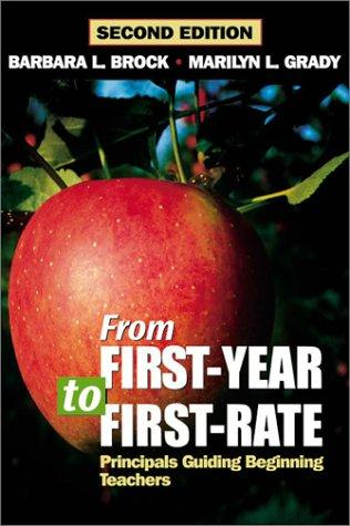 Download From first-year to first-rate