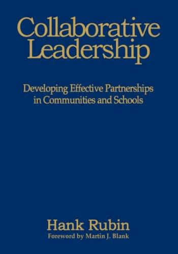 Download Collaborative Leadership