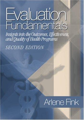 Download Evaluation Fundamentals