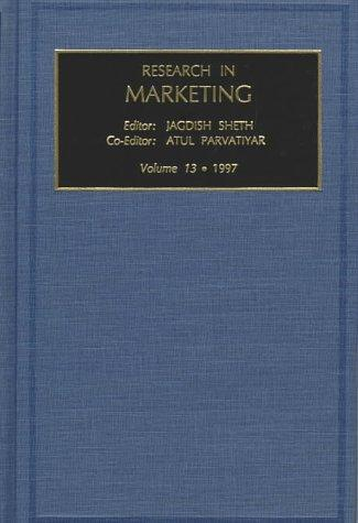 Download Research in Marketing
