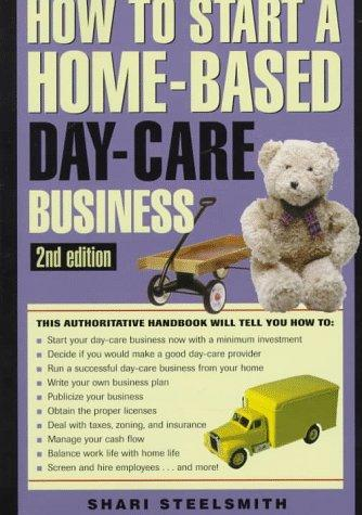 How to start a home-based day care business