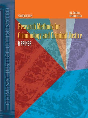 Download Research methods for criminology and criminal justice