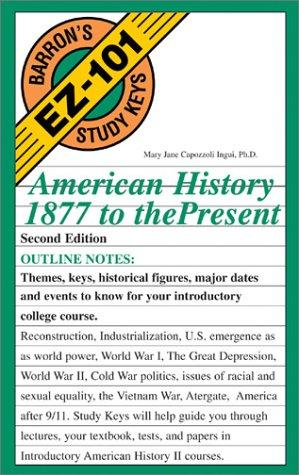 Download American history, 1877 to the present