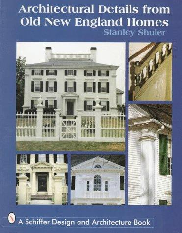 Download Architectural Details from Old New England Homes