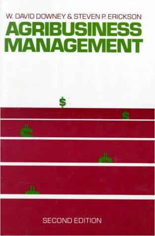 Download Agribusiness management