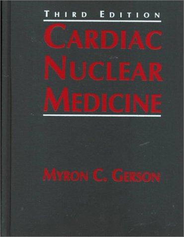 Download Cardiac Nuclear Medicine