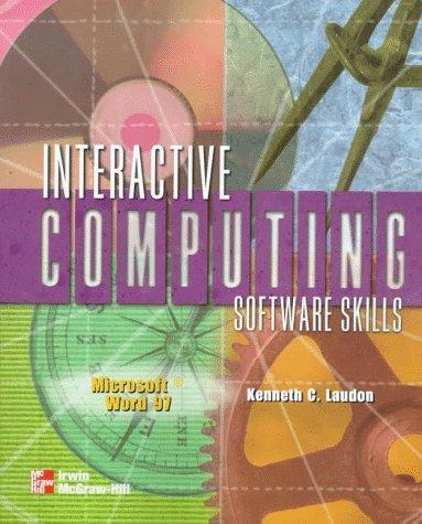 Download Interactive computing software skills.