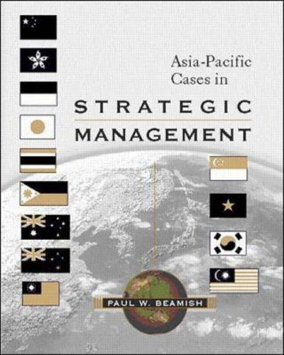 Download Asia-Pacific Cases in Strategic Management