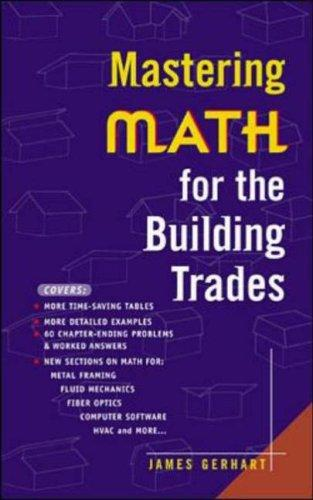Mastering Math for The Building Trades