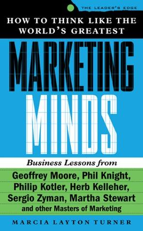Download How to Think Like the World's Greatest Marketing Minds