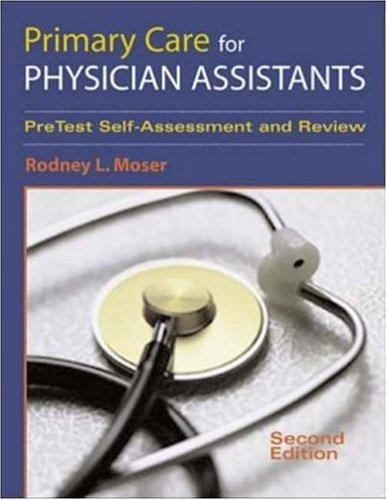 Primary Care for Physician Assistants