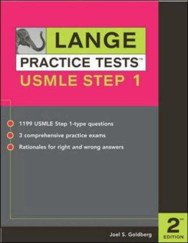 Download Lange practice tests.