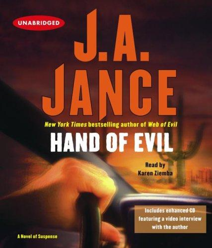 Download Hand of Evil (Ali Reynolds Mysteries)