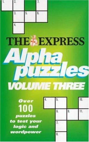 """Express"" Alphapuzzles (Crossword)"