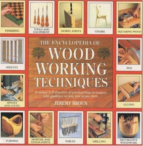 Download The Encyclopedia of Woodworking Techniques