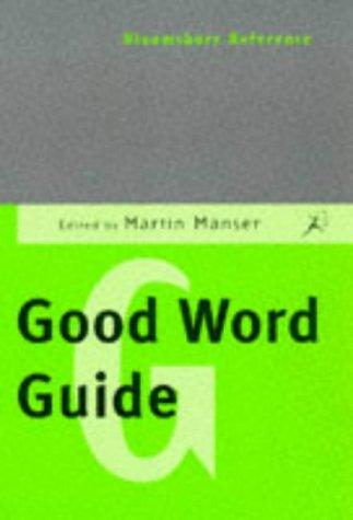 Download Bloomsbury Good Word Guide