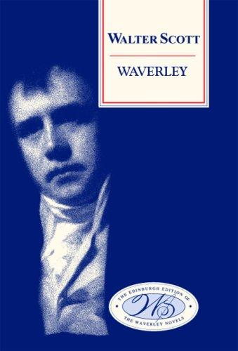 Download Waverley (Edinburgh Edition of the Waverley Novels)