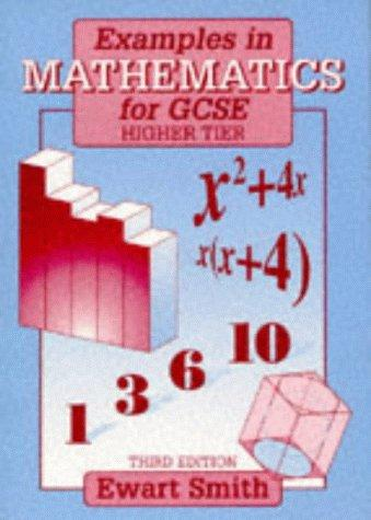 Download Examples in Mathematics for GCSE