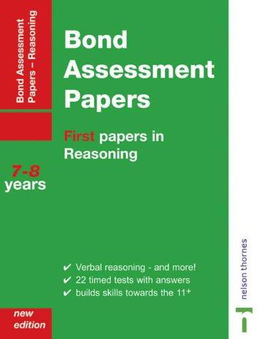 Download Bond Assessment Papers